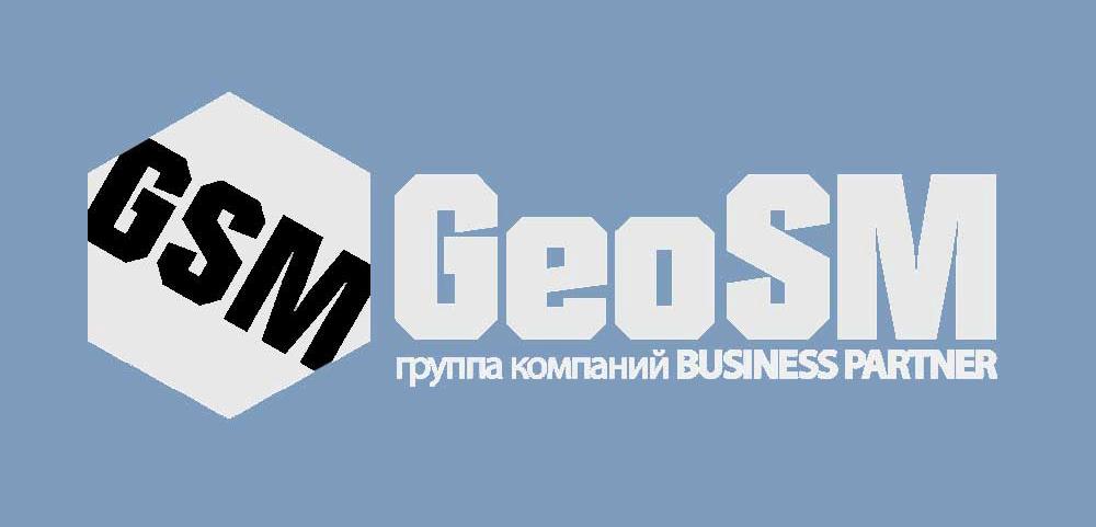 Логотип ГеоСМ