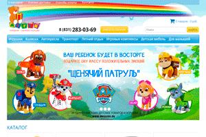 Интернет-магазин Мэгги